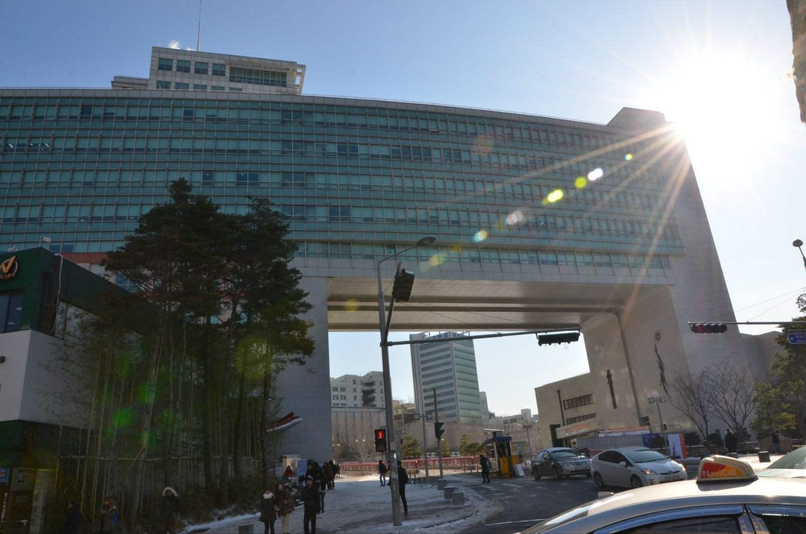 新韩国大学设计专业排 名