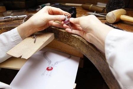 珠宝设计留学作品集制作全过程!
