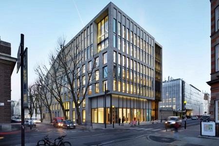 2020qs建筑学世界排名TOP5